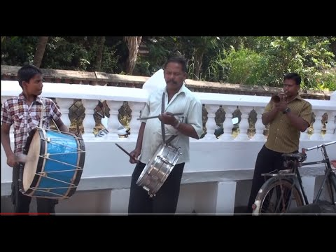 Goa's traditional music played during Catholic feast days and novenas
