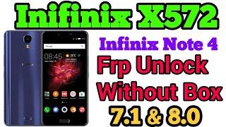 how to infinix note 4 frp unlock