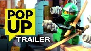 The Lego Movie (2014) POP UP TRAILER - HD Chris Pratt Movie