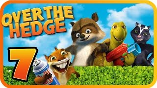 Over The Hedge Walkthrough Part 7 (PS2, GCN, XBOX, PC) Mission 11  [100% Objectives]