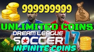 Dream League Soccer 2017 MOD (Unlimited COINS) Modded DLS 17 APK