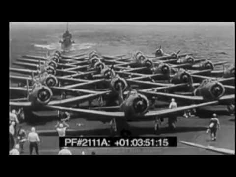 Battle of The Coral Sea - World War Two