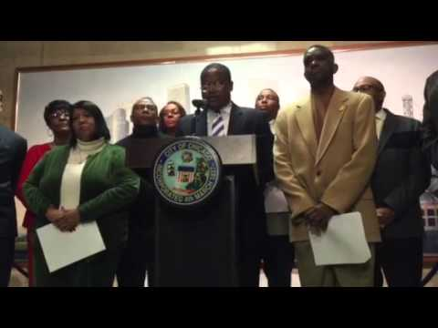 The Chicago City Council