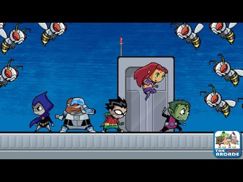 Thumbnail: Teen Titans Go: Tag Team Titans - Teamwork makes the Dream Work (Cartoon Network Games)