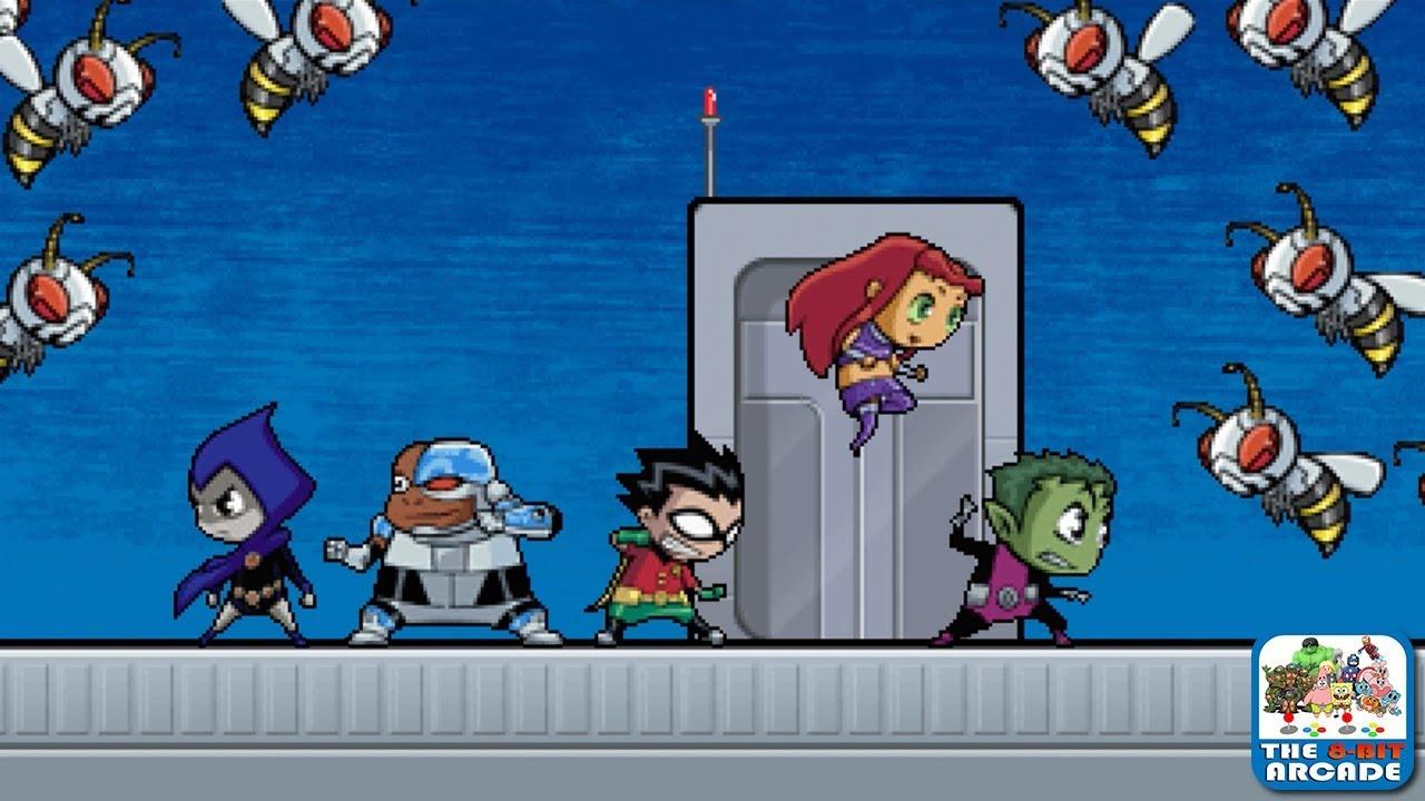 Teen Titans Go Tag Team Titans - Teamwork Makes The Dream -2503
