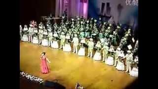 Роза Рымбаева Ақордам Астана!Қытай гала концерт