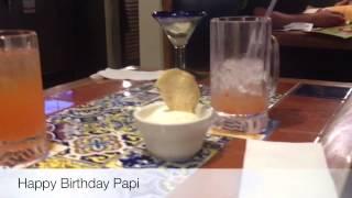 happy birthday papi (first night In hawaii) Thumbnail