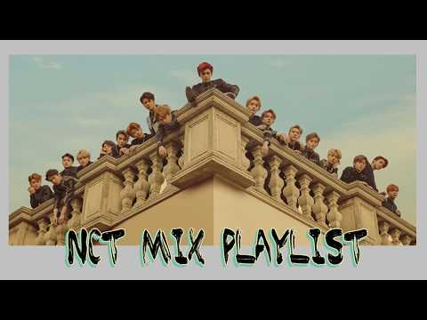 NCT Mix Playlist | NCT 2018, NCT 127, NCT U, NCT DREAM