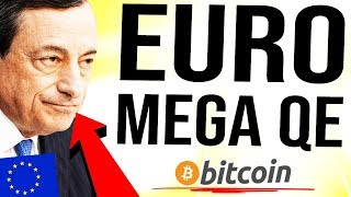 EURO COLLAPSE?! QE MADNESS 🛑 BUY BITCOIN!! Only the beginning...