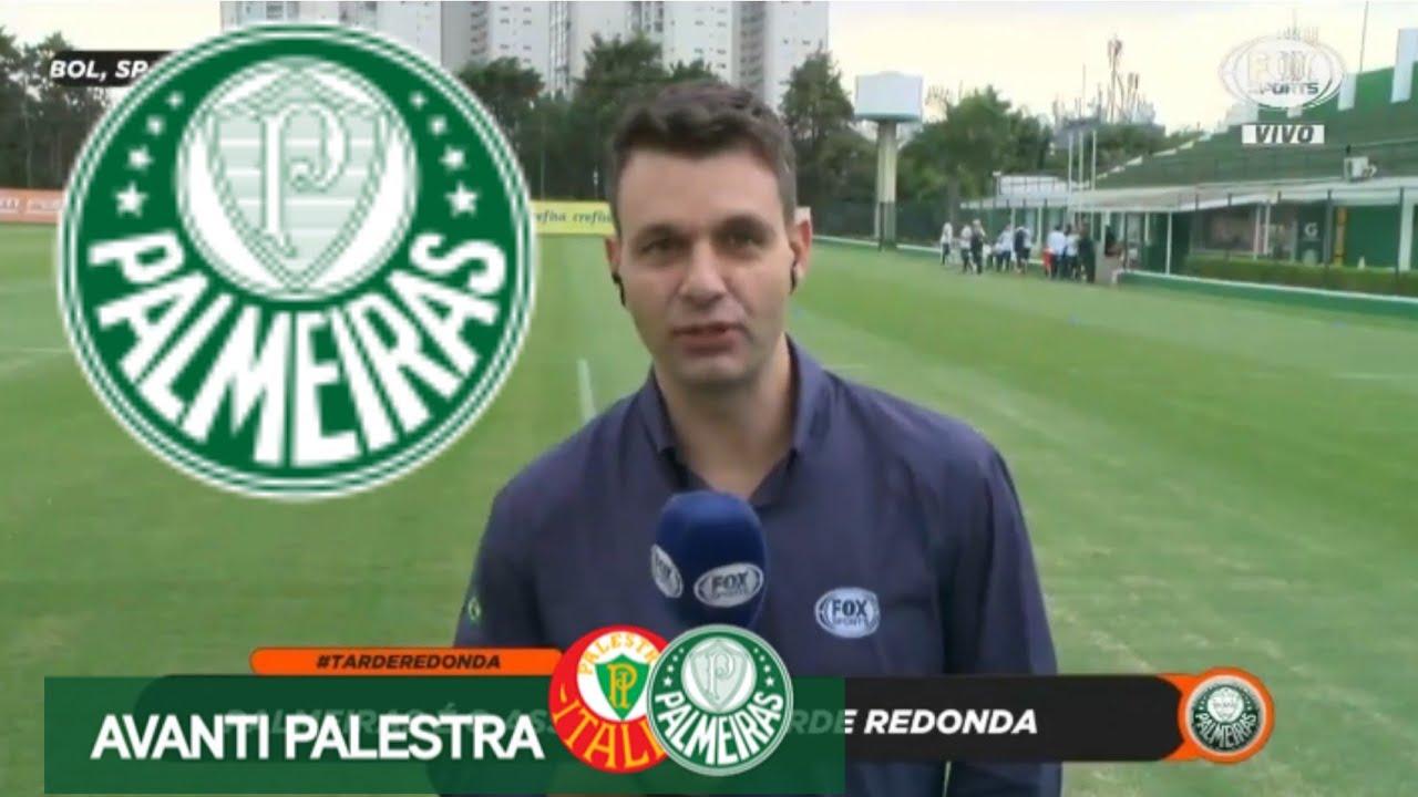 Noticias Do Palmeiras Hoje Primeira Atividade De Rony