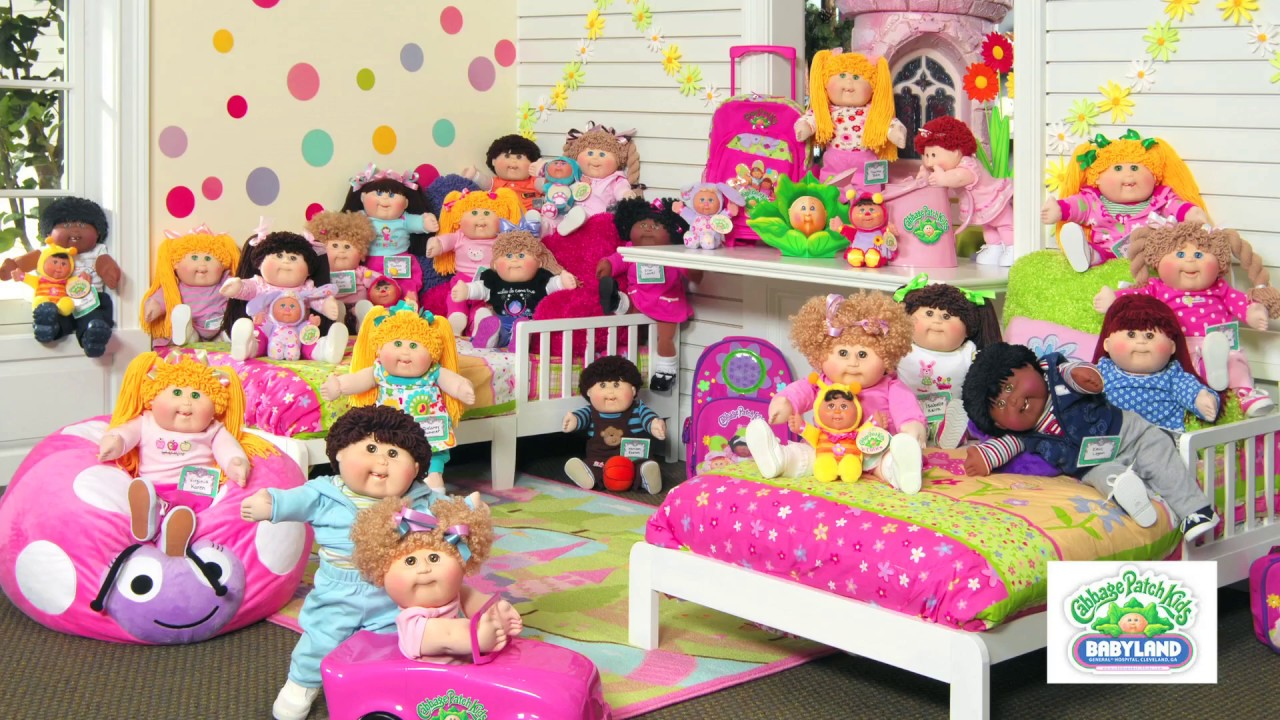 Babyland General Hospital And Cabbage Patch Kids Youtube