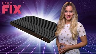 Atari Announces New Console - IGN Daily Fix thumbnail