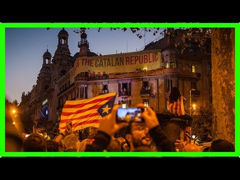 US Newspapers - How catalan writers & artists are reacting to calls for independence