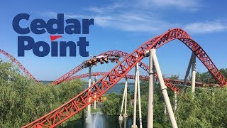 Cedar Point Day One Vlog June 2018