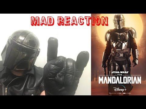 The Mandalorian – Official Trailer 2 | Disney+ | Streaming Nov. 12 - Mad Reaction