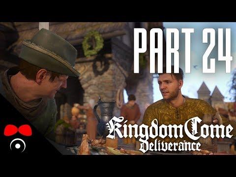 NÁSTUP DO KLÁŠTERA!   Kingdom Come: Deliverance #24
