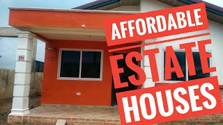 Affordable Estate Houses in Accra Ghana For sale