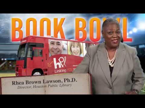 Houston Public Library Book Bowl Challenge