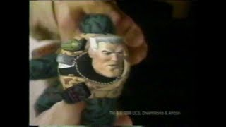 1998 - Burger King Rodeo Burger - Small Soldiers Commercial