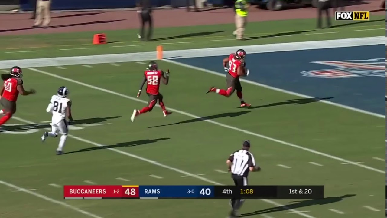 Image result for suh bucs touchdown