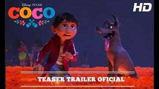 Coco de Disney•Pixar | Teaser tráiler oficial para España | HD