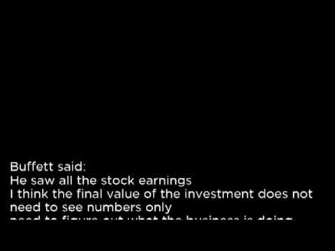 EMC Quote Lookup Buy Or Sell Buffett Read Basic YouTube Stunning Emc Quote