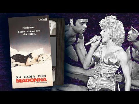 Filme Na cama com Madonna 1991  Review e Polêmicas
