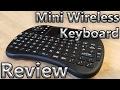8$ WIRELESS KEYBOARD (Review)