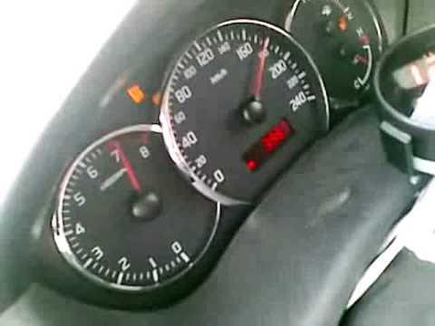 Suzuki Swift Sport 0-190 Km/h