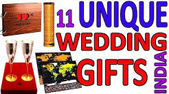 11 Unique Wedding Gifts | India | Hindi