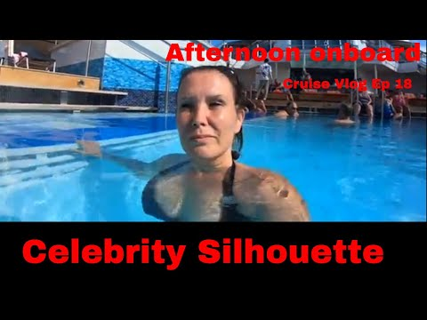 Celebrity Silhouette, No room at dinner ... Cruise Vlog Ep 18
