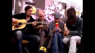 Wir sind Helden - Soundso (live & akustisch) Backstage Rock am Ring 2007