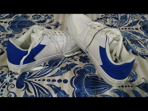 HRX White Sneaker For Men Unboxing.