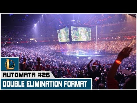 Double Elimination Format in eSports