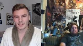 Adlersson vs Drachenlord 9.11.2018 / Younow