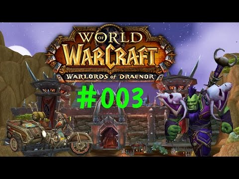 Let's Play - World of Warcraft #003 - Erbstücke-Inflation