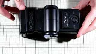 convert vivitar 285hv to full spectrum or uv flash