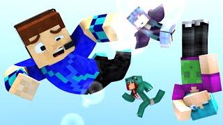 BABE! | Minecraft Mini-Game Madness Mondays! (Featuring Dakota, Rose, and Heyden)