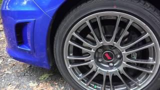 Что лучше Субару или Митсубиси? Subaru WRX STI против Mitsubishi EVO X