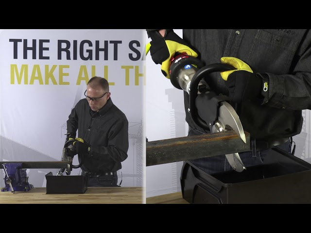 How to Use Decommissioning Cutters | Enerpac