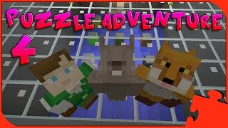 Minecraft Xbox - Puzzle Adventure - Triplicity The Overgrown Facility [4]