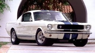 1965 GT 350 Shelby Mustang full walk around