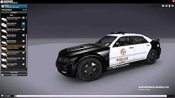 APB Reloaded - My LAPD Police Vehicles, Cop Cars
