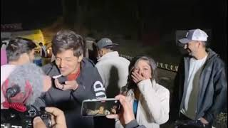 Foodie Raval 🍔🍕Darshan Raval & Tulsi Kumar Is Qadar BTS New Video | Darshan Raval Fever