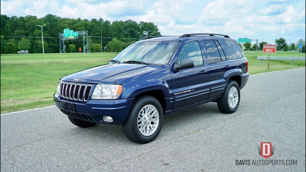 davis autosports 2003 jeep grand cherokee limited only 68k for sale youtube davis autosports 2003 jeep grand cherokee limited only 68k for sale