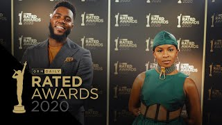 Rated Awards 2020 Live Show | GRM Daily