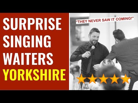singing-waiters-yorkshire-wedding-entertainment