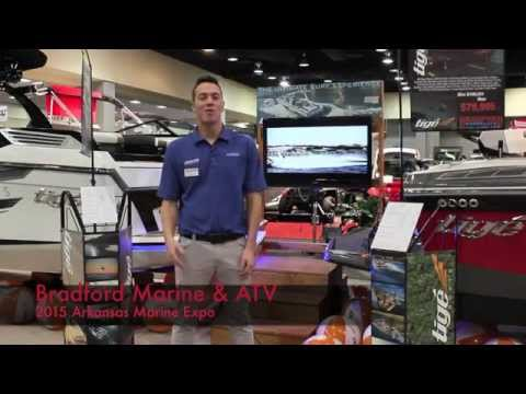 2015 Arkansas Marine Expo in Little Rock, AR | Bradford Marine & ATV