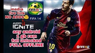 Fifa 14 apk obb data download for Android|| full unlocked version mod||Offline,like pes2018,fifa2019