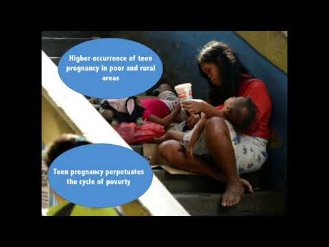Alleviating Issues Of Teenage Pregnancy In The Philippines - Sciventions Inc.